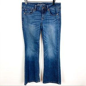 American Eagle | Favorite Boyfriend Petite Jeans